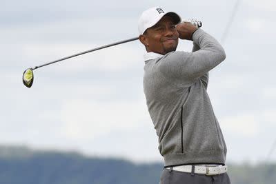 Greenbrier Classic 2015: Tiger Woods headlines tee times and pairings for Thursday's round