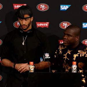 San Francisco 49ers press conference