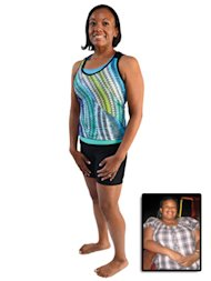 yolanda silveri before and after weight loss