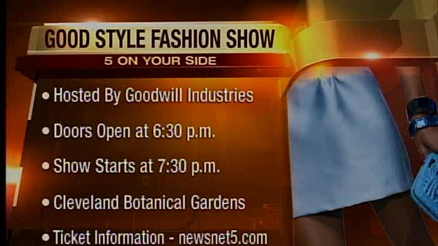 Goodstyle Fashion to be held Thursday