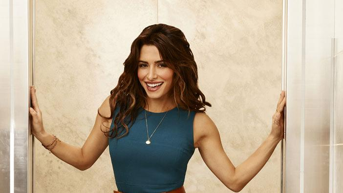 "Sarah Shahi stars as Kate Reed in ""Fairly Legal."""