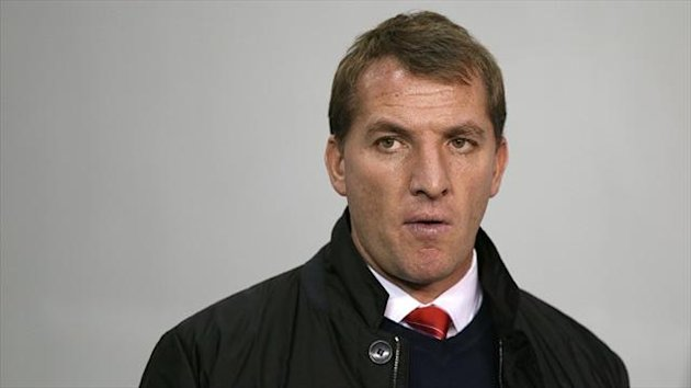 Liverpool boss Brendan Rodgers (PA Photos)