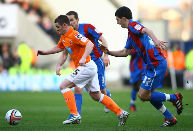 John Egan has enjoyed loan spells with both Crystal Palace and Sheffield United