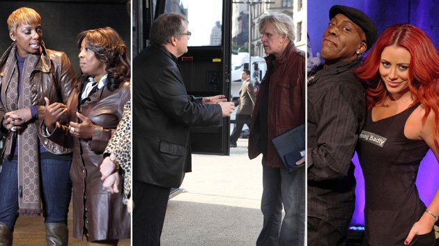 NeNe Leakes vs. Star Jones, Meat Loaf vs. Gary Busey , and Arsenio Hall vs. Aubrey O&#39;Day