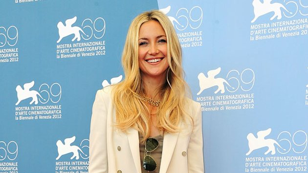 Kate Hudson to Design a Line for Ann Taylor
