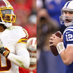 Redskins at Colts Preview