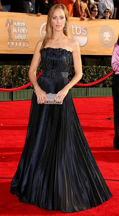 Kim Raver the 13th Annual Screen Actors Guild Awards. 