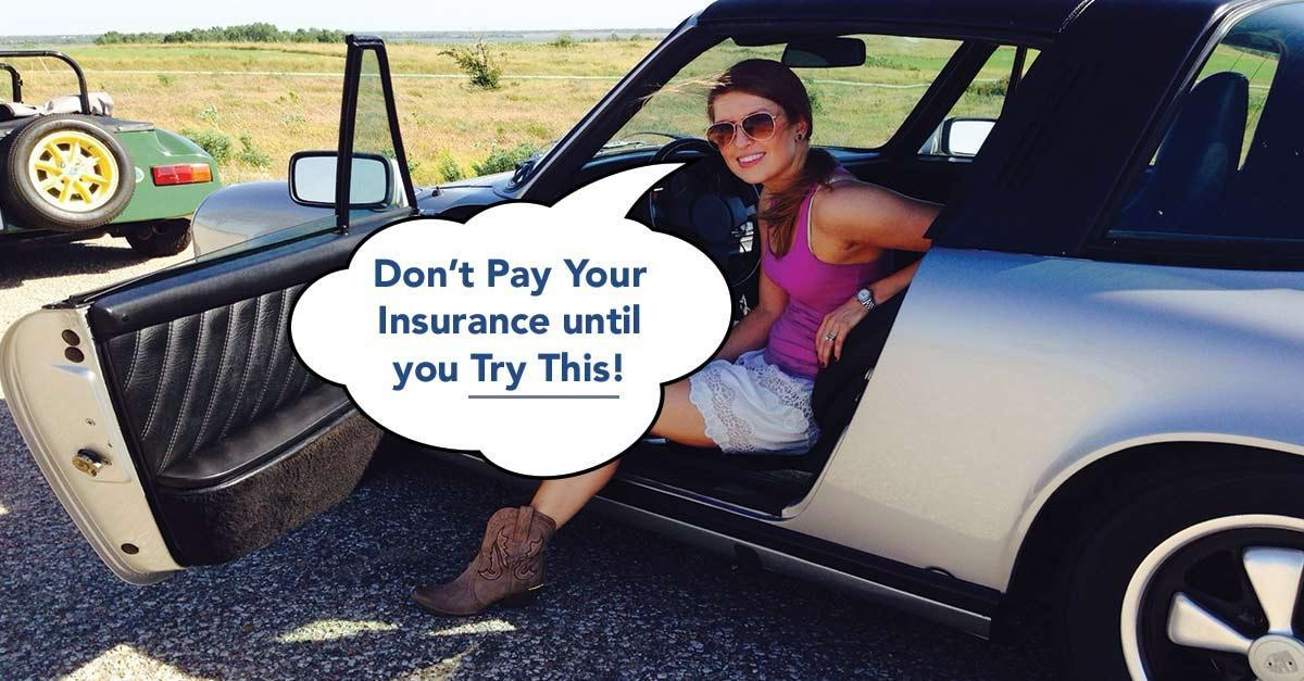 Ain't Nobody Gonna Get Insurance That Cheap.