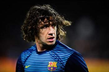Barcelona rocked by Puyol injury setback