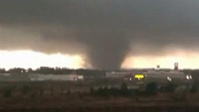 Tornado Witness: It Took My Breath Away