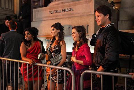 'The Mindy Project' recap: 'In the Club' features sharp writing, some missteps