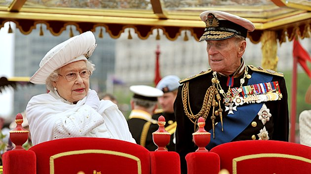 Queen Elizabeth's Husband Still in Hospital