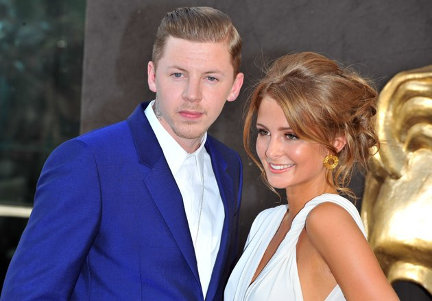 Professor Green, Millie Mackintosh, Made in Chelsea