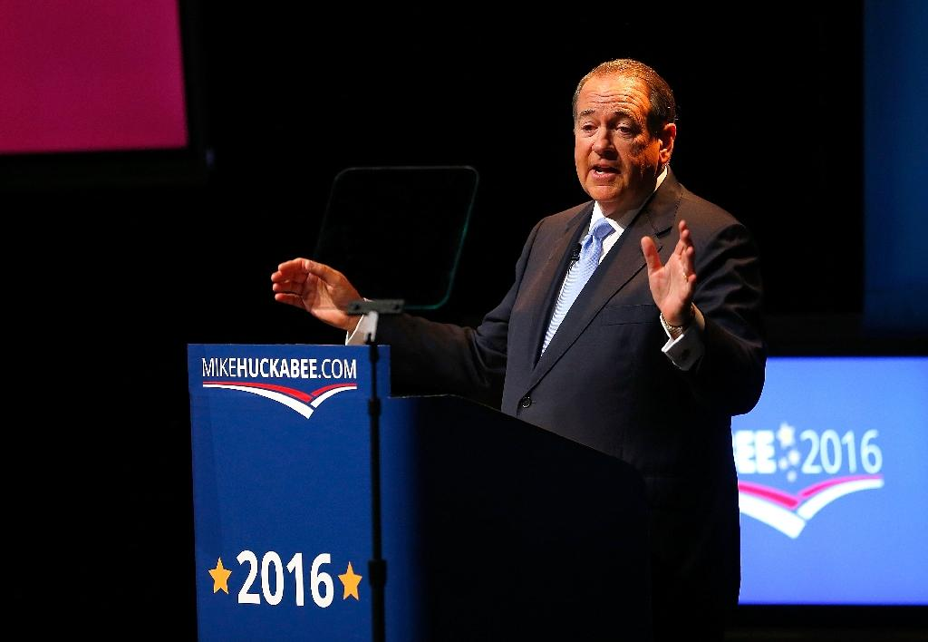 Huckabee, TV-savvy ex-preacher, enters White House race