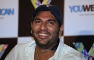India picked Yuvraj Singh, seen here in July 7, who is recovering from cancer, in a 30-man preliminary squad for the World Twenty20 to be played in Sri Lanka later this year