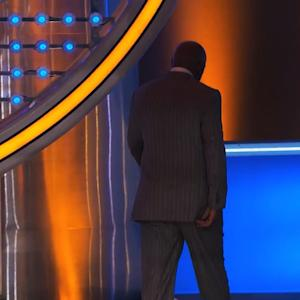 Steve Harvey Walks Off the 'Family Feud' Set On 'This Week in Game Shows'