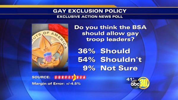 Boy Scout leaders follow gay ban delay decision