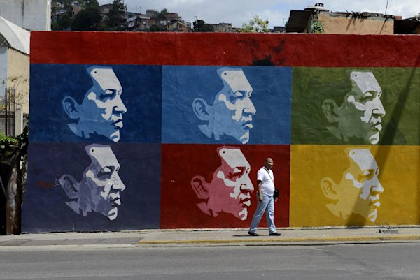 Venezuela's torn PSUV holds first congress post-Chavez