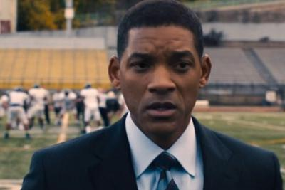 "Will Smith's new movie ""Concussion"" terrifies the NFL. Here's the trailer."