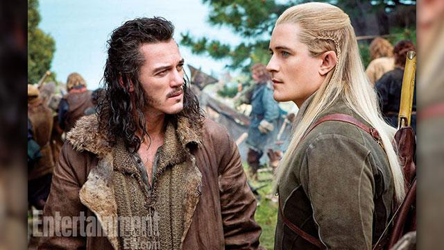 First Look: Bloom is Back for Third 'Hobbit' Flick