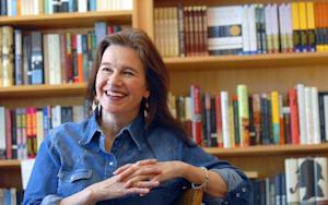 Louise Erdrich Nabs National Book Award; Lawrence Wright's Scientology History Is Coming
