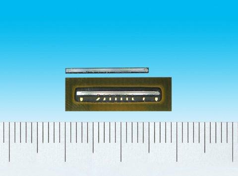 Toshiba Launches Ultra-Small Package CCD Linear Image Sensor for Barcode Readers