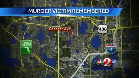 Vigil held to remember homicide victim