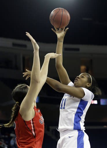Kentucky women beat Georgia to reach SEC final