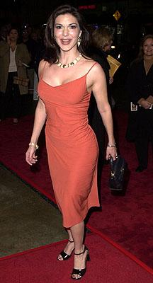 Laura Harring at the Los Angeles premiere of Warner Brothers' The Pledge