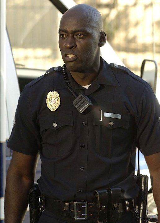 Michael Jace stars as Officer Julien Lowe in The Shield on FX.