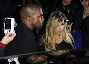 FILE - In this Sept. 29, 2013 file photo, Kanye West, …