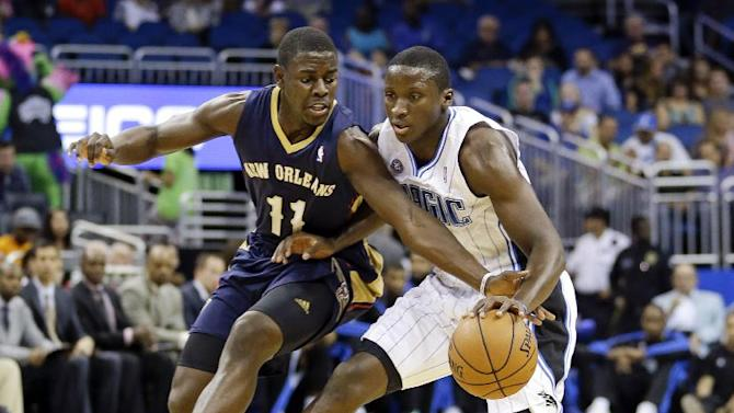 Pelicans run past Magic 101-82