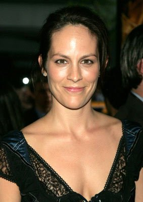 Premiere: Annabeth Gish at the New York premiere of Warner Brothers' Troy - 5/10/2004 