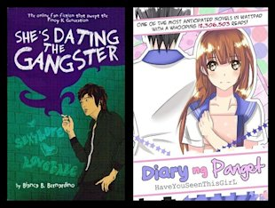 Shes dating the gangster book 2 wattpad cover