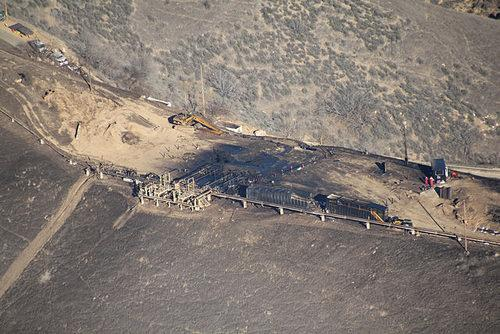Nightmare Porter Ranch Gas Leak Might Finally Be Stopped Next Week