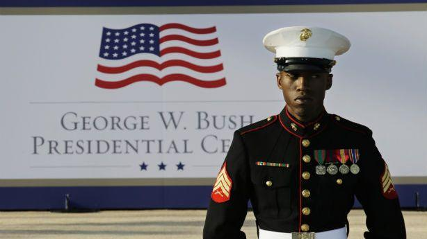 Watch: Five Presidents Gather to Open the George W. Bush Library