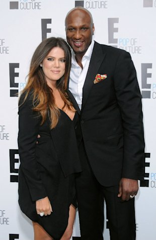 Khloe Kardashian & Lamar Odom Live Like Its Valentines Everyday: 'He Sends Flowers Just When He Misses Me'