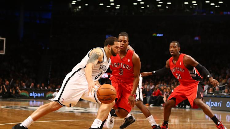 Toronto Raptors v Brooklyn Nets