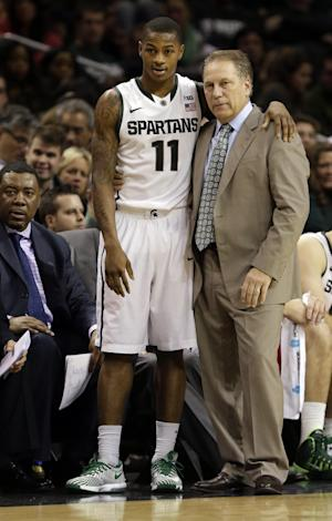 Appling, Dawson, Payne benched for No. 1 MSU