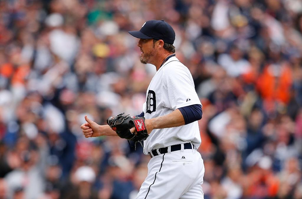 Tigers lose closing pitcher Nathan for season