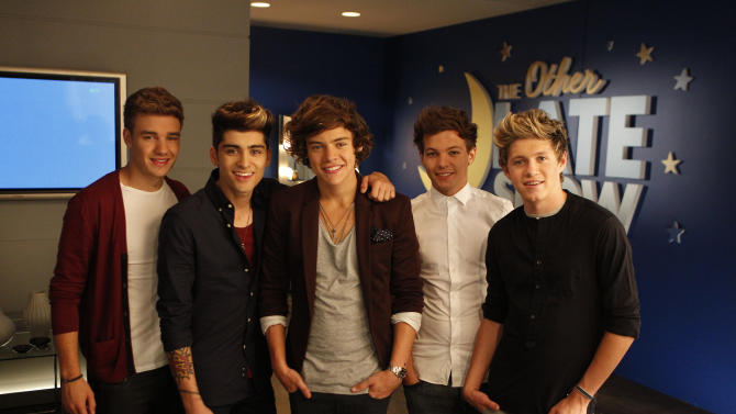 One Direction, NFL's Drew Brees join Pepsi for ad