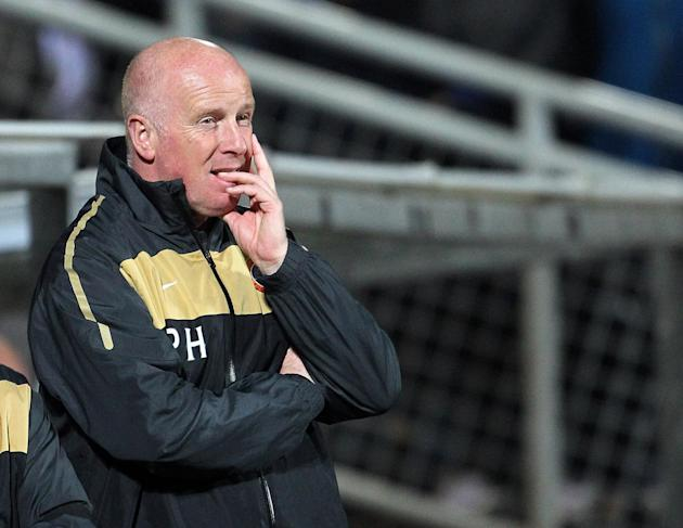 Peter Houston hailed his side's battling qualities against Kilmarnock