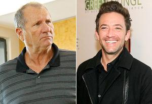 "Ed O'Neill, David Faustino | Photo Credits: Peter ""Hopper"" Stone/ABC; FilmMagic Inc/FilmMagic"