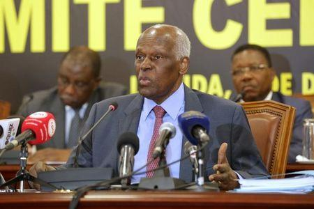 Angola's Dos Santos not up for re-election in 2017 -party document