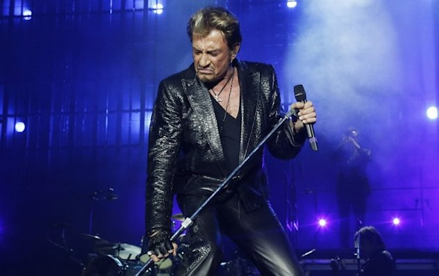 Johnny Hallyday : Dirty Johnny