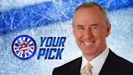 Join Ron MacLean on Saturday nights on CBC TV and CBCSports.ca as he unveils your selection for &#39;Hockey Night In Canada: Your Pick.&#39;
