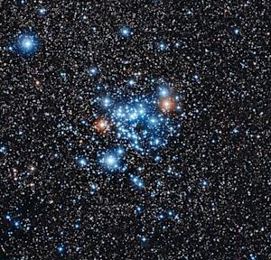 New Type of Variable Star Found (Photo)