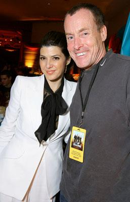 M.C. Gainey and Marisa Tomei at the Los Angeles premiere of Touchstone Pictures' Wild Hogs