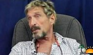 John McAfee 'In His Compound In Belize'