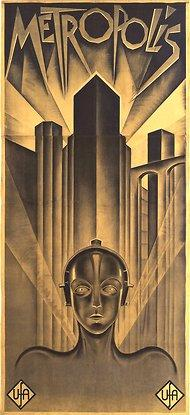 Rare 'Metropolis' Poster Fetches High Price At LA Auction